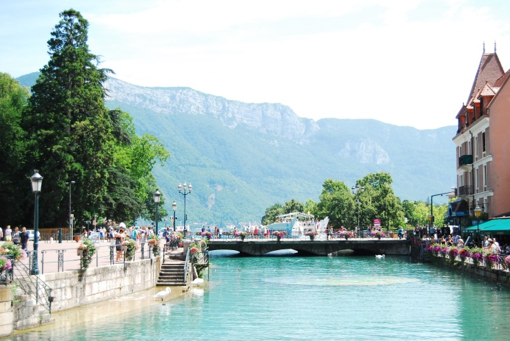 Annecy, France - Presque Perfection