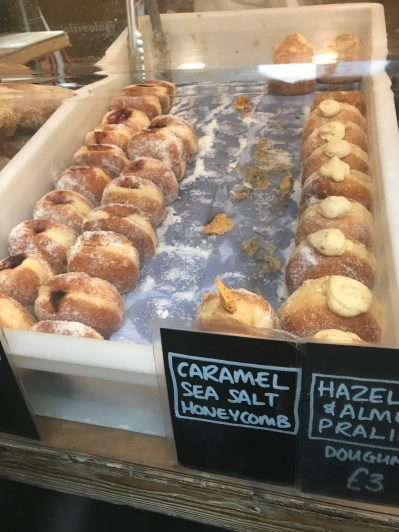 Borough Market Doughnuts - Presque Perfection