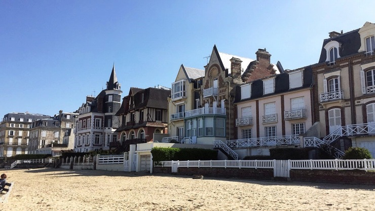 Deauville, France - Presque Perfection